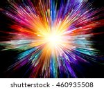 color explosion series.... | Shutterstock . vector #460935508