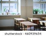 classroom furniture   Shutterstock . vector #460939654