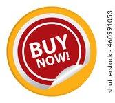 yellow buy now  infographics... | Shutterstock . vector #460991053