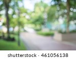 abstract blur city park bokeh... | Shutterstock . vector #461056138