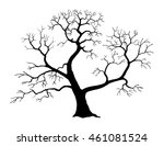 tree  | Shutterstock .eps vector #461081524