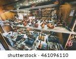 ferrara  italy   august 29 ... | Shutterstock . vector #461096110