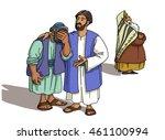 Jesus Christ And The Sinner