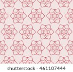 seamless vector illustration in ... | Shutterstock .eps vector #461107444