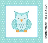 Sleeping Owl Applique And...