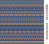 Vector African Style Pattern...
