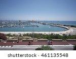 italy  sicily  mediterranean... | Shutterstock . vector #461135548