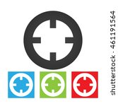 location icon. simple logo of...