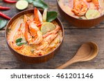 Prawn And Lemon Grass Soup With ...