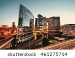 paris  france   may 13 ... | Shutterstock . vector #461275714