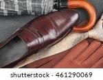 men's classic accessories ... | Shutterstock . vector #461290069