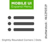 flat menu icon illustration for ...