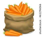 illustration of a sack of... | Shutterstock .eps vector #461296066