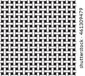 basket weave seamless pattern.... | Shutterstock .eps vector #461309479