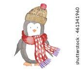 Penguin Christmas  Animals ...