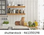 a collection of different... | Shutterstock . vector #461350198