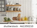 a collection of different... | Shutterstock . vector #461350210