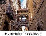 Barcelona Gothic Quarter ...