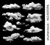 Shape Cloud For Design Material - Fine Art prints