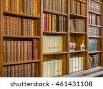 manchester   may 22  interior... | Shutterstock . vector #461431108