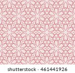 seamless vector illustration in ... | Shutterstock .eps vector #461441926