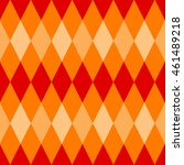 seamless argyle pattern diamond ... | Shutterstock .eps vector #461489218
