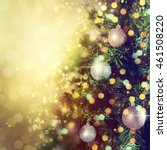 christmas background | Shutterstock . vector #461508220