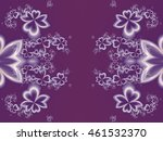 Flower Pattern In Fractal...