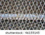 layer upon layer of rusty... | Shutterstock . vector #46155145