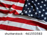 us flag | Shutterstock . vector #461553583