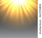 Vector Transparent Sunlight...