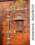 nong khai  thailand  lamps made ... | Shutterstock . vector #461638114