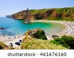 bolata beach bulgaria. famous... | Shutterstock . vector #461676160