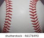 ball for baseball   Shutterstock . vector #46176493
