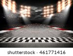 track arena 3d | Shutterstock . vector #461771416