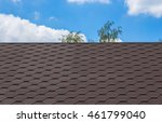 Part Of Texture With Shingles...