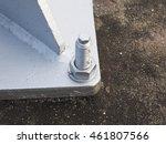 screw bolt   rusty screws bolt | Shutterstock . vector #461807566