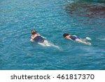 surat thani  thailand   jul 19  ... | Shutterstock . vector #461817370
