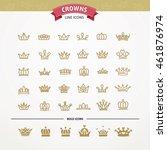 vector heraldic elements design....