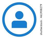 user icon | Shutterstock .eps vector #461908279