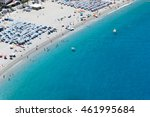 view on scilla beach in... | Shutterstock . vector #461995684
