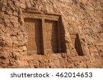Small photo of Abu Simbel Egypt. The temple complex of Abu Simbel, Egypt