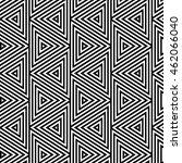 vector seamless pattern. modern ... | Shutterstock .eps vector #462066040