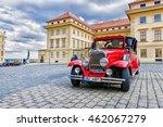 Prague  Czech Republic May 17 ...