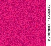 abstract pink seamless. vector... | Shutterstock .eps vector #462080680