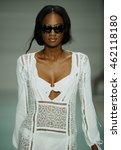 miami  fl   july 17  model... | Shutterstock . vector #462118180