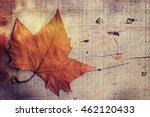 autumn background | Shutterstock . vector #462120433