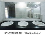 old dirty restroom   Shutterstock . vector #462122110