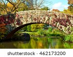 new york city central park in... | Shutterstock . vector #462173200