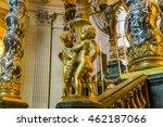 paris  france   may 12  2015 ... | Shutterstock . vector #462187066